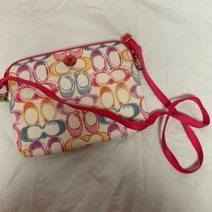 Coach poppy iPad sleeve